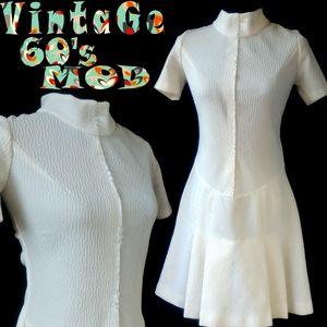 Vintage 60 mod dress